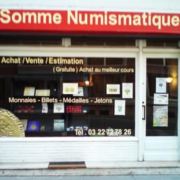 Somme numismatique hobbistica bricolage 8 10 rue flatters amiens francia numero di - Magasin bricolage amiens ...