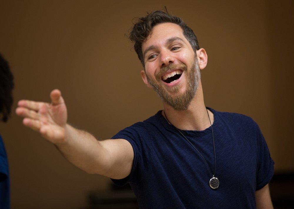 Inside Voice with Jon Stancato: 244 W 54th St, Manhattan, NY