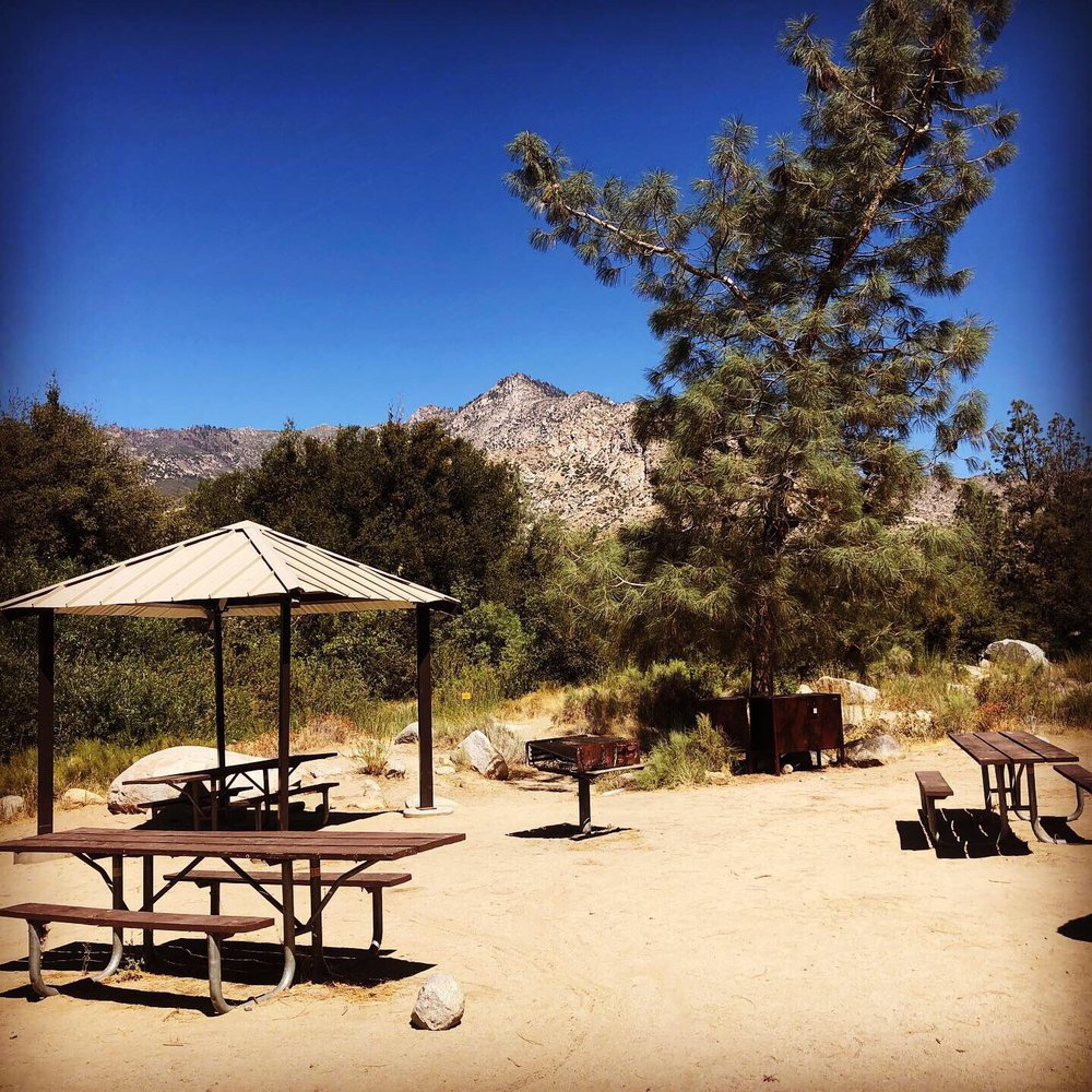 Camp Three Campground: Sequoia National Forest, Kernville, CA