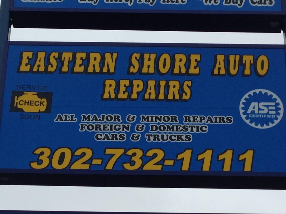 Eastern shore auto repairs auto repair 30028 vines for Easterns automotive group eastern motors