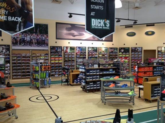 DICK'S Sporting Goods: 1520 W Koger Center Blvd, North Chesterfield, VA