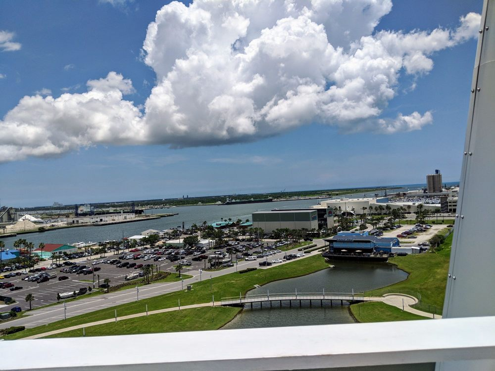 Exploration Tower: 670 Dave Nisbet Dr, Cape Canaveral, FL
