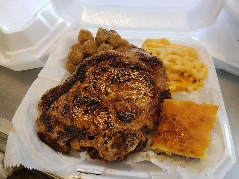 M & B Wings N' Things: 15 West Main St, Lakeland, GA