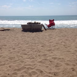 Photo Of San Onofre Beach Camp Site Pendleton North Ca United States