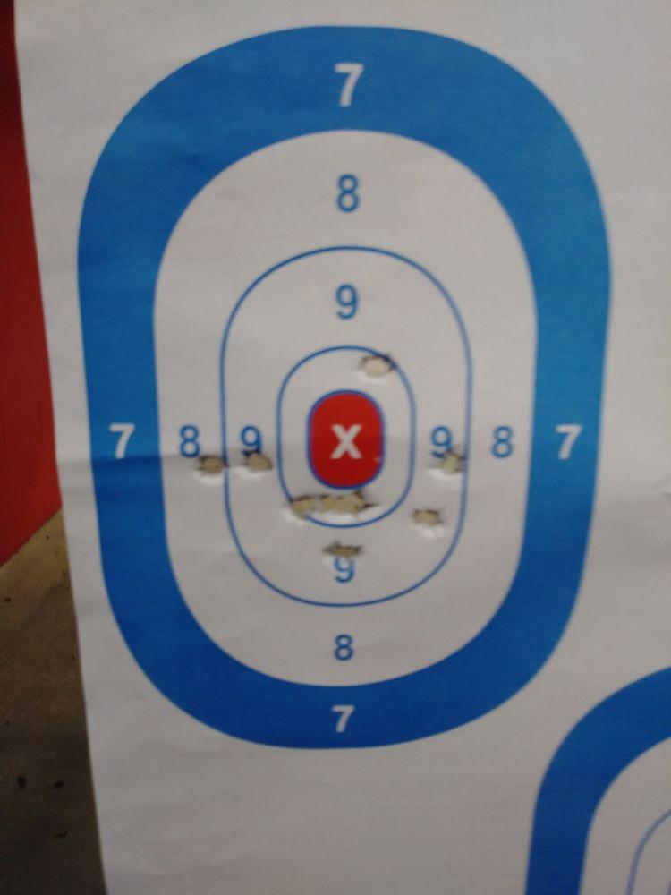 Shoot Point Blank North Richland Hills