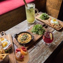 Cask Bar And Kitchen Brunch