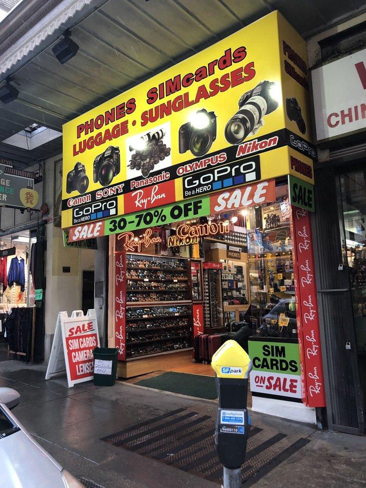 Chinatown Electronics: 921 Grant Ave, San Francisco, CA