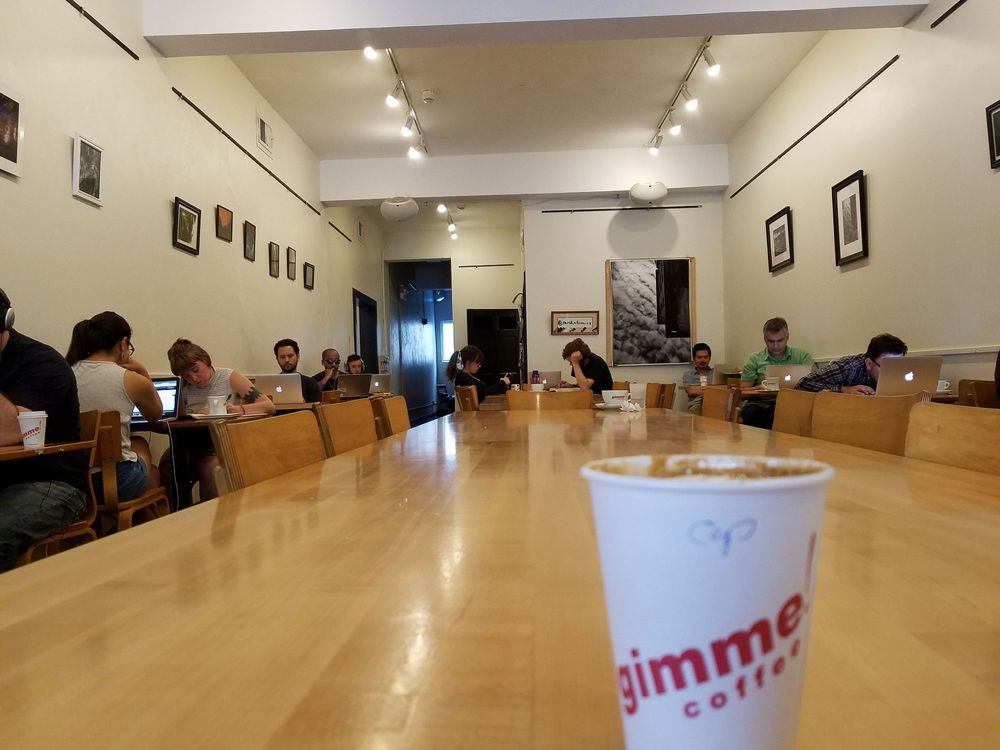 Social Spots from Gimme Coffee