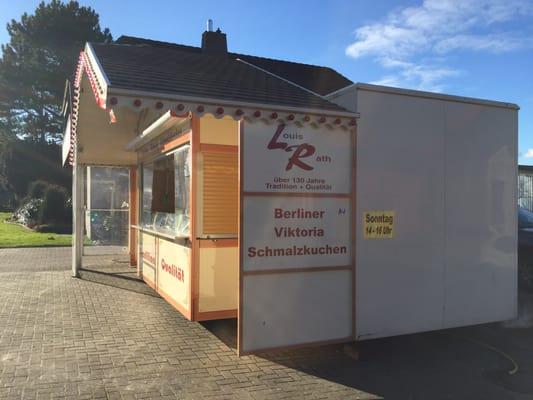 Weihnachtsmarkt Varel.Louis Rath Bäckerei Hafenstr 52 Varel Niedersachsen