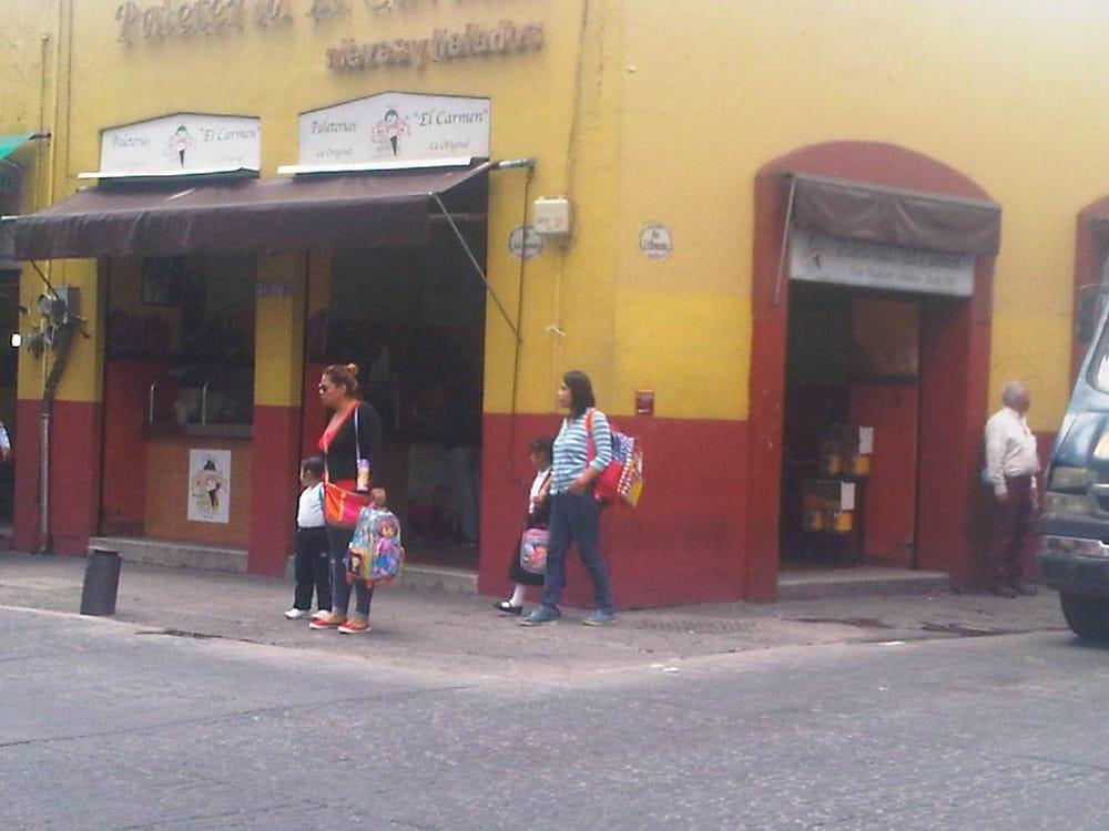 Fotos De Paleteria El Carmen Yelp