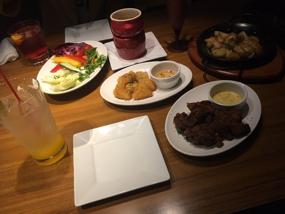BARU & DINING GOHAN Ikebukuro Sunshine Dori