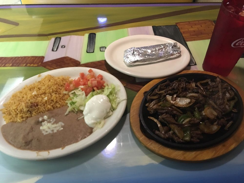 Grill Los Charros: 325 Front St, Taylorsville, MS