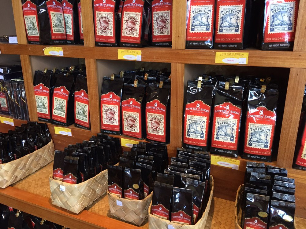 Coffees of Hawaii: 1630 Farrington Ave, Kualapuu, HI