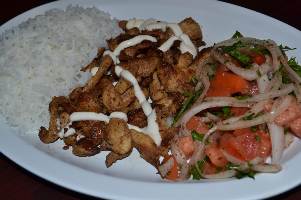 Aban Kitchen: 114 S Illinois Ave, Carbondale, IL