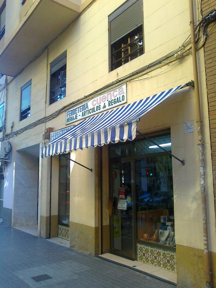 Cuenca magasins de bricolage carrer de conca 71 valence valencia espagne num ro de - Magasin bricolage valence ...