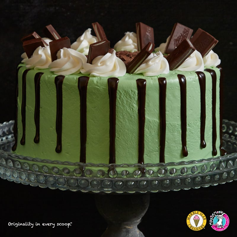 Marble Slab Cake Review