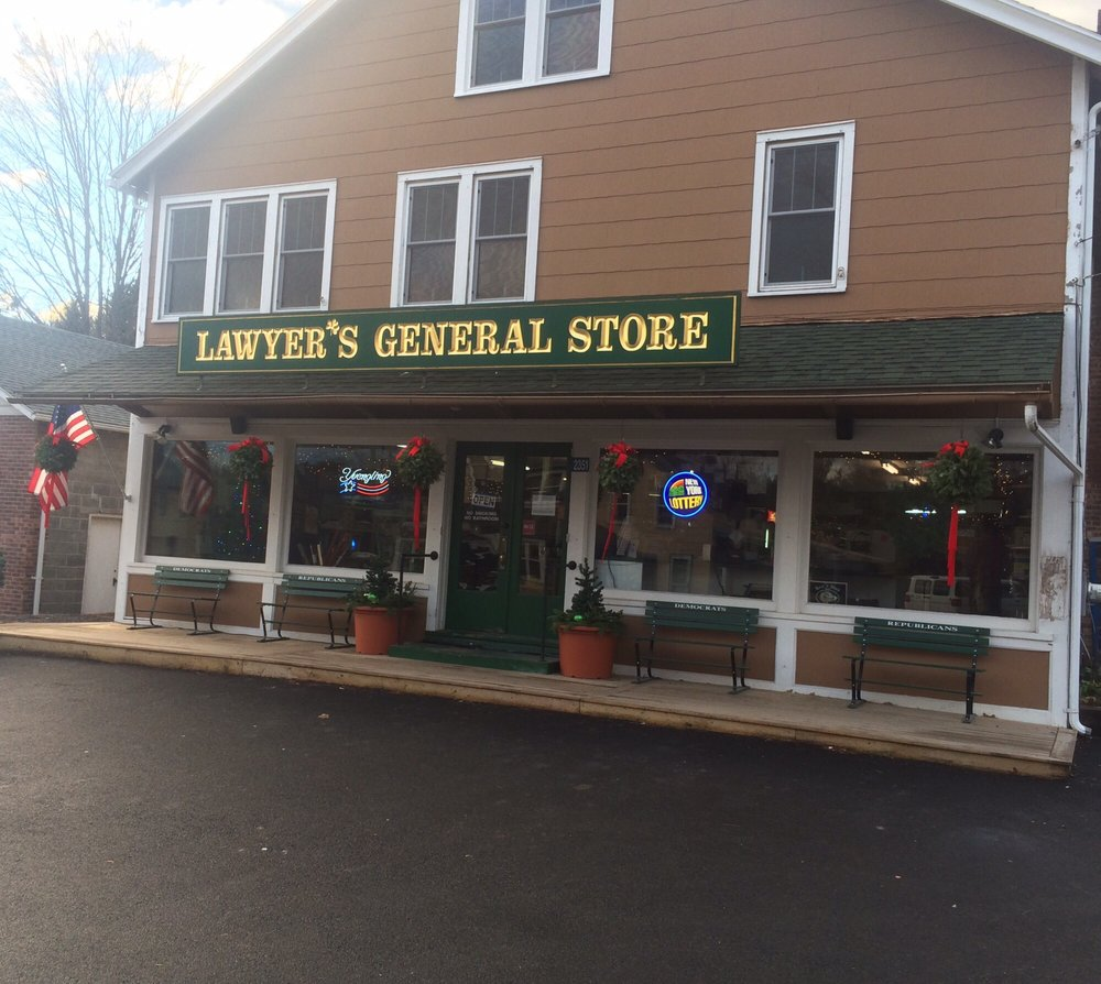 Lawyer's General Store: 2351 Rte 145, East Durham, NY