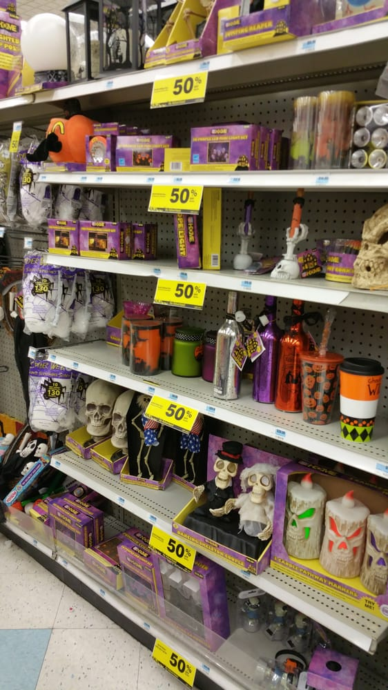 photo of rite aid brooklyn ny united states lots of halloween decorations