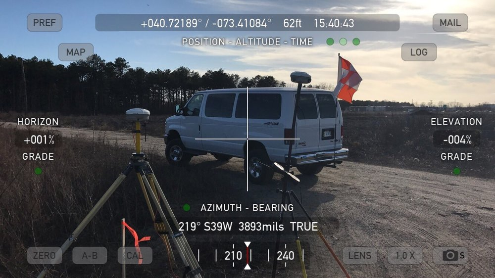 how to become a land surveyor in ny