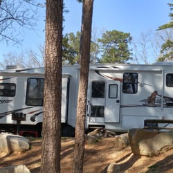 Photo of Stone Mountain C&ground - Stone Mountain GA United States. Nice c&site : stone door campground - pezcame.com