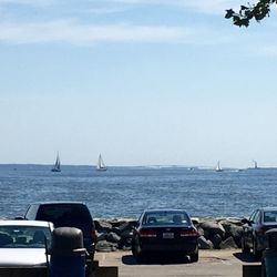 Photo Of Oakland Beach Warwick Ri United States View Sailing From