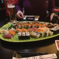 Sushi Lounge 18 Fotos 27 Beiträge Sushi Wilsdruffer Str 17