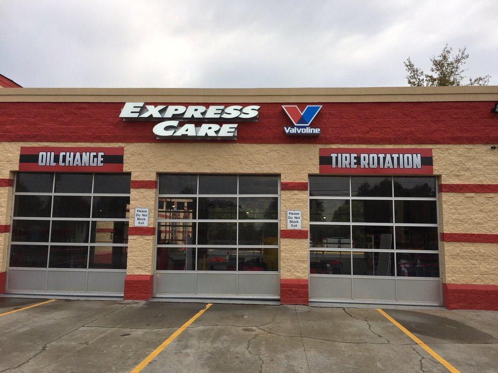 Valvoline Express Care Tire Rotation Brake Service Yelp