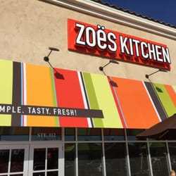 Zoes Kitchen Sign zoes kitchen - 44 photos & 58 reviews - greek - 17603 la cantera