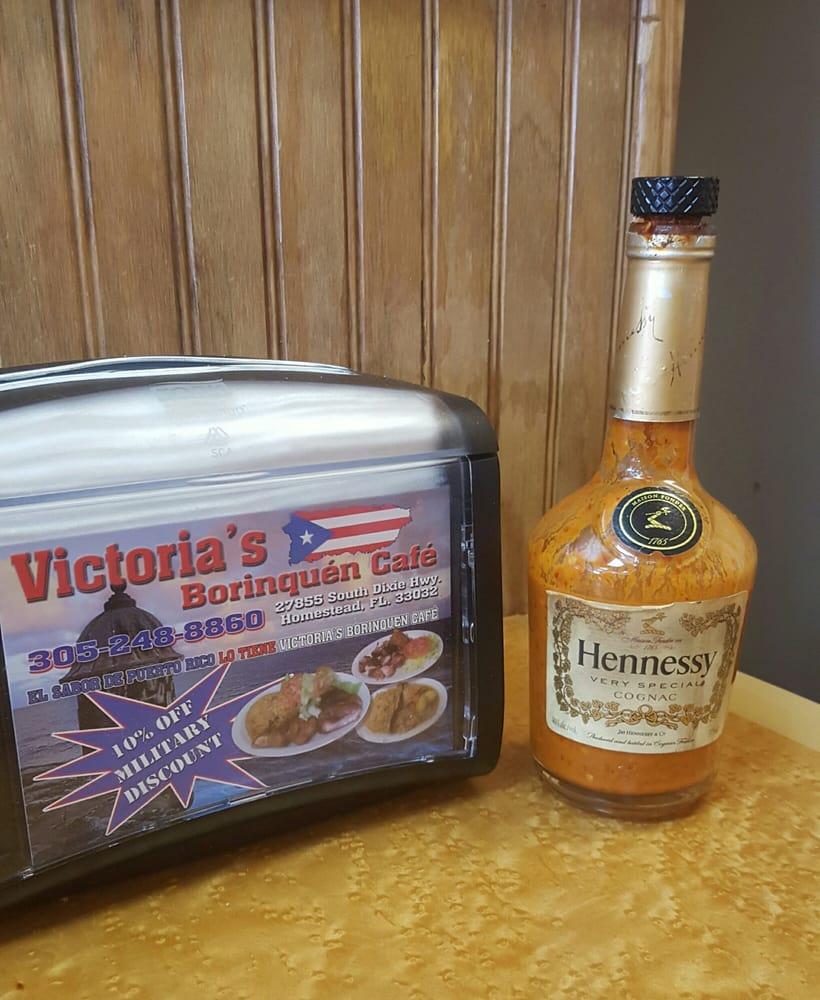 Victoria S Borinquen Cafe Homestead Fl