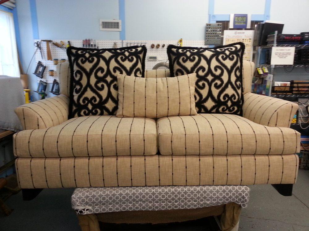 Ma & Pa's Upholstery: 699 Greenfield Ln, Castalian Springs, TN
