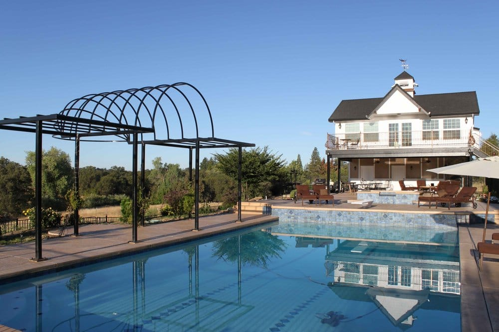 Cottage Pool House: 10860 Atwood Rd, Auburn, CA