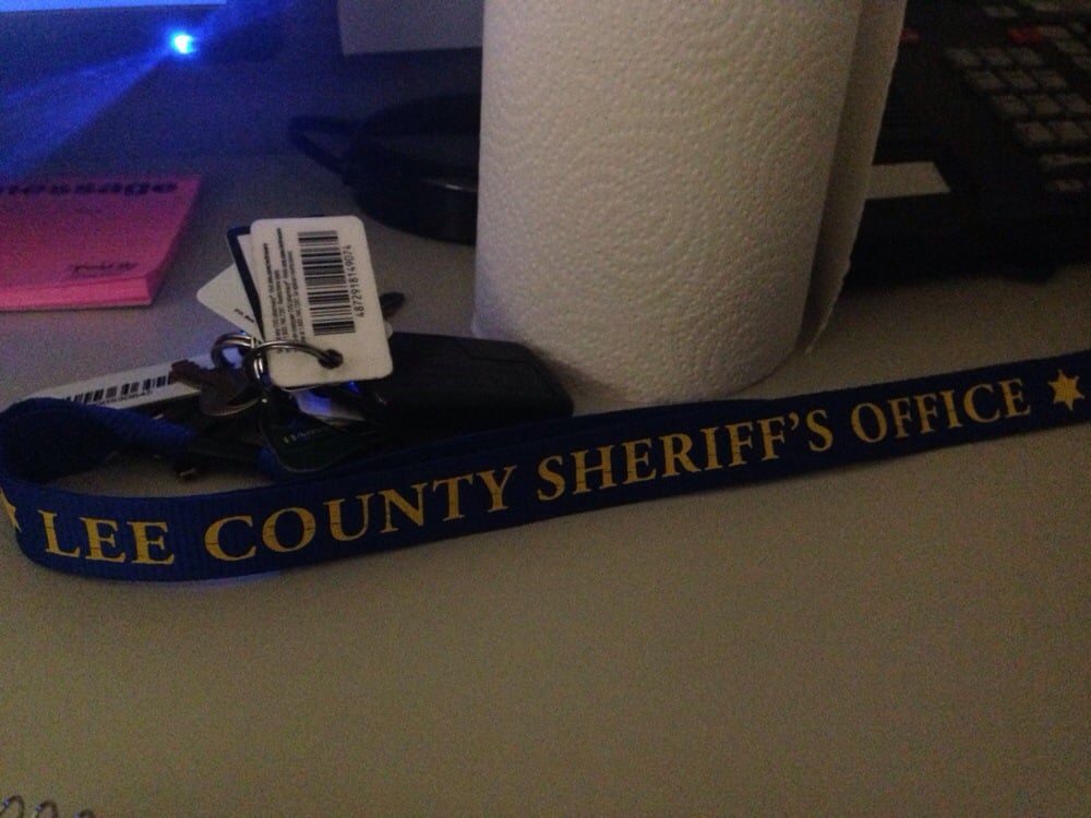 Lee County Sheriff's Office - Police Departments - 119 ...