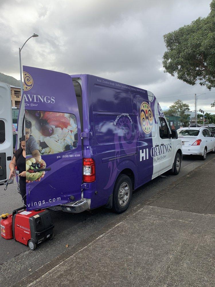 HI Cravings Kaneohe: Alaloa St, Kaneohe, HI