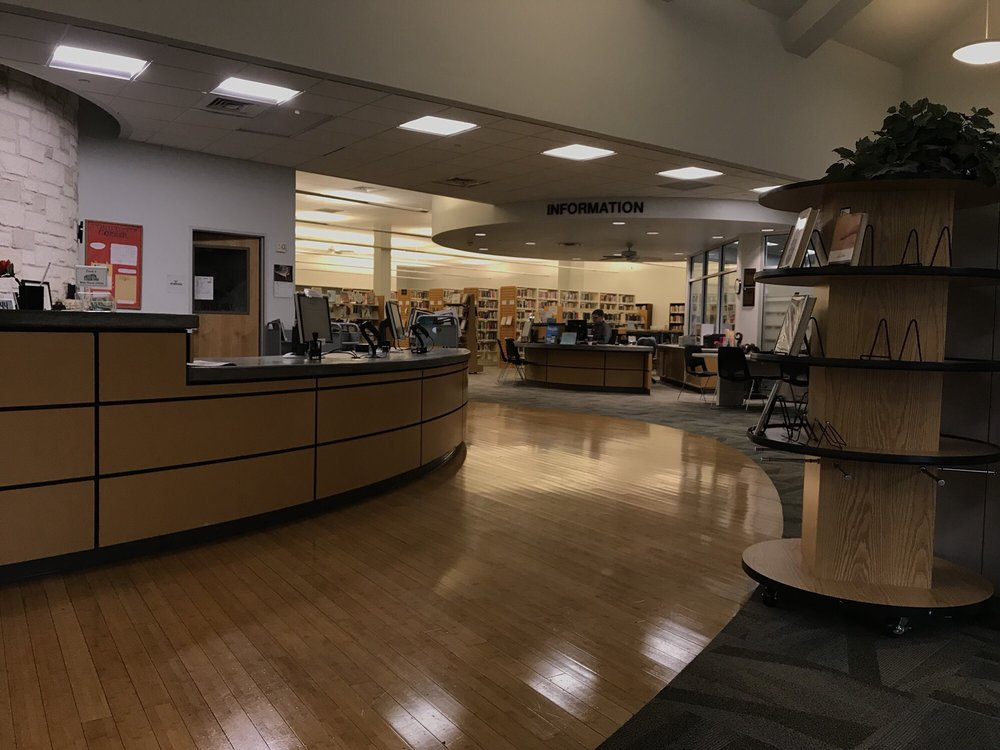 Wells Branch Community Library