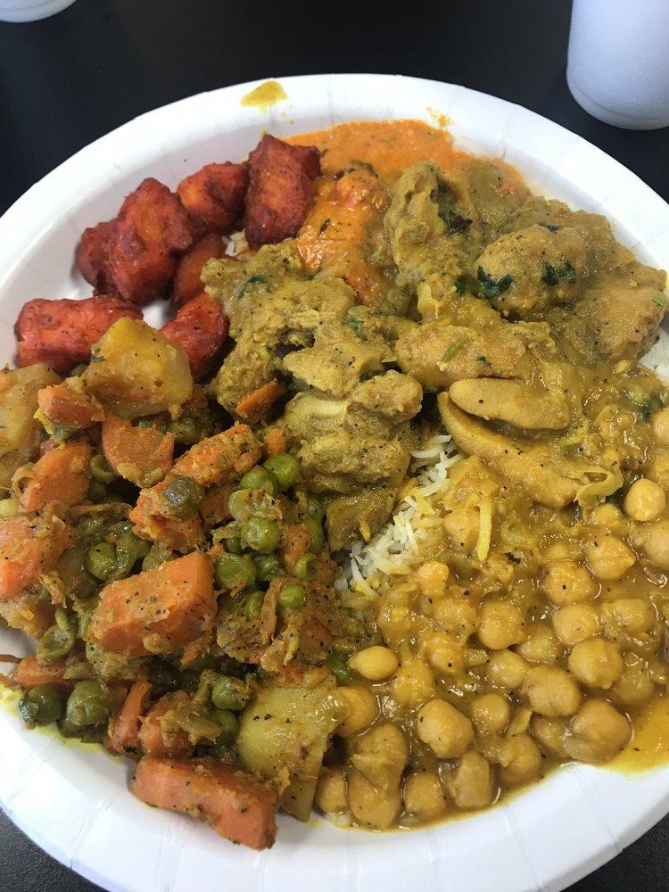 Tandoori Indian Restaurant: 12501 Valley View Rd, Shawnee, OK