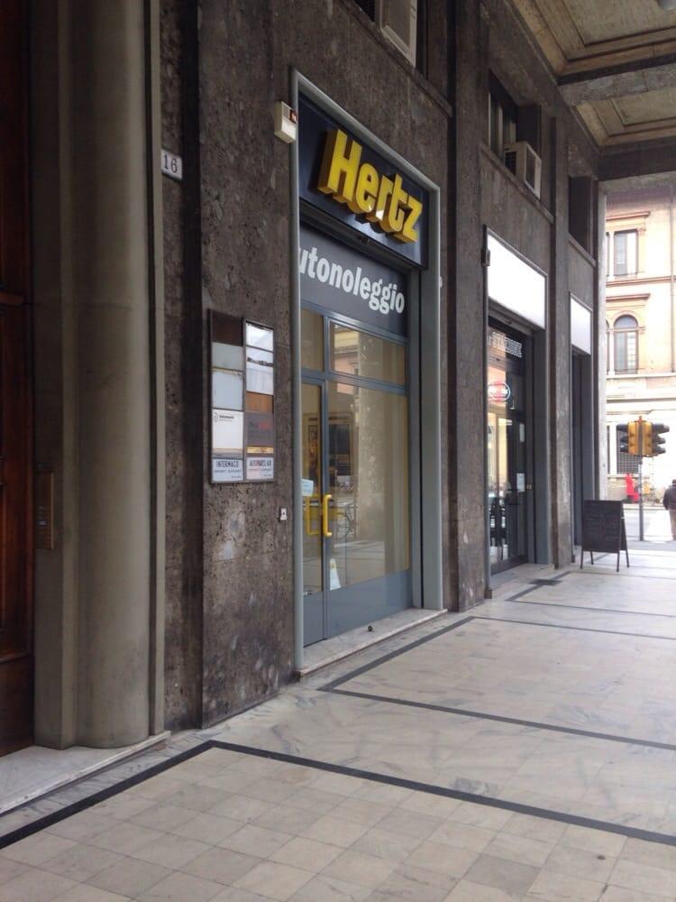 hertz italiana location de voiture via 16 a bologne bologna italie num ro. Black Bedroom Furniture Sets. Home Design Ideas