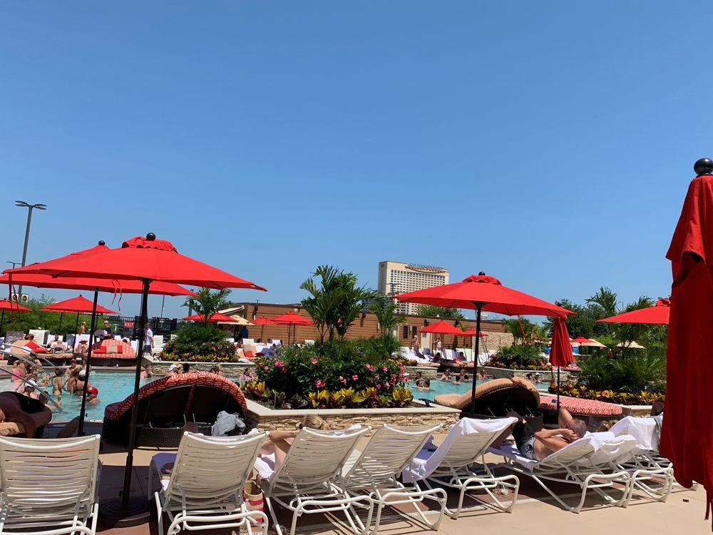 Borgata Outdoor Pool