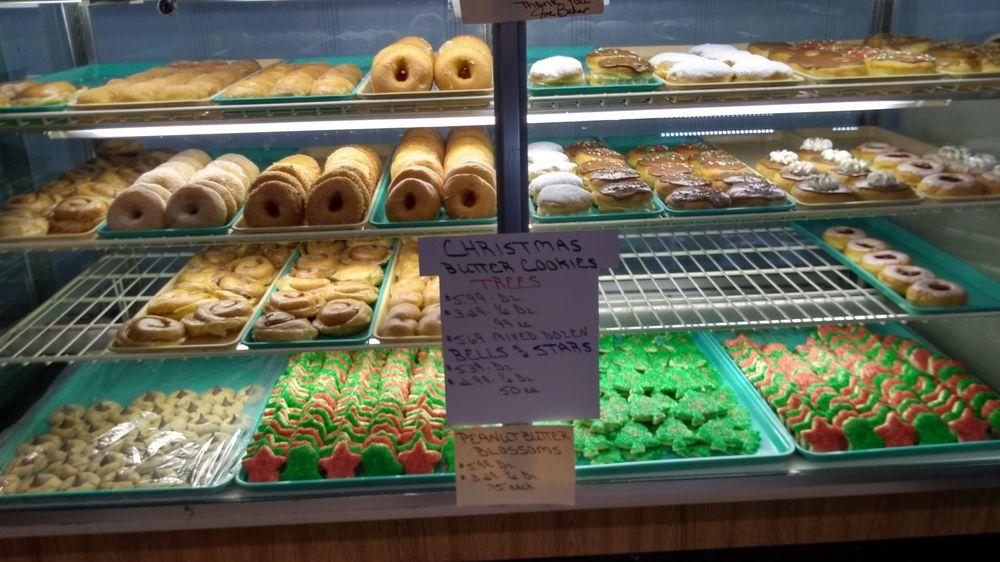 Food from Joe's Bakery