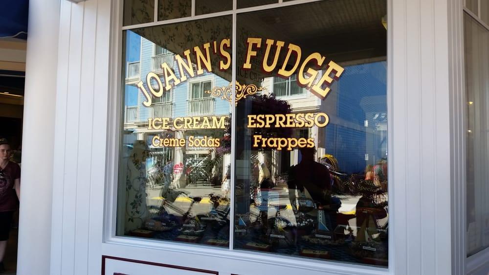 Joann S Fudge Mackinac Island Mi