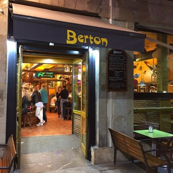 Berton bar restaurante 12 photos spanish calle for Calle jardines bilbao