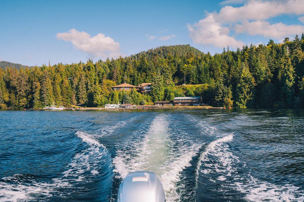 Salmon Falls Resort: 16707 N Tongass Hwy, Ketchikan, AK