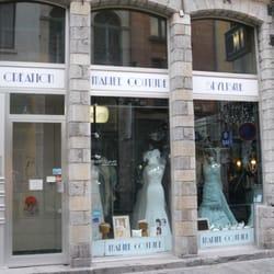Robe mariee rue lepelletier lille
