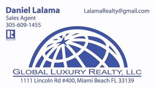 2 Photos For Daniel Lalama Realtor   Global Luxury Realty