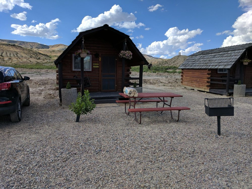 Rock Springs / Green River KOA: 86 Foothill Blvd, Rock Springs, WY