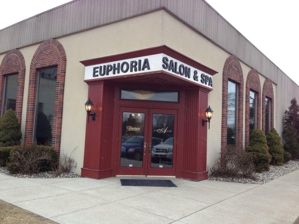 Euphoria Salon & Spa: 6104 W Pierson Rd, Flushing, MI