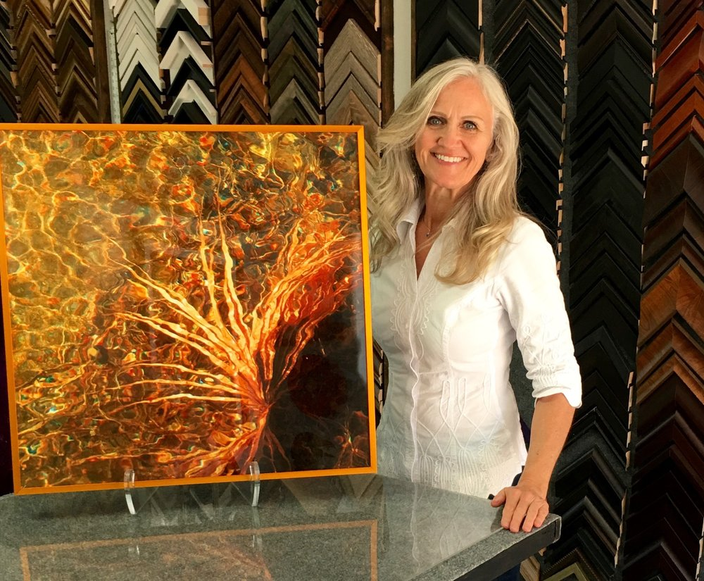 Owner, Holly Hughes. Photographic artist and designer at The Village ...