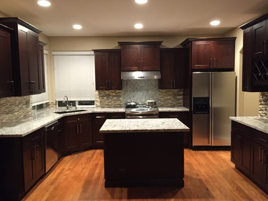 Hy Kitchen Cabinets Stone 11251 120th Ave Ne Kirkland Wa House