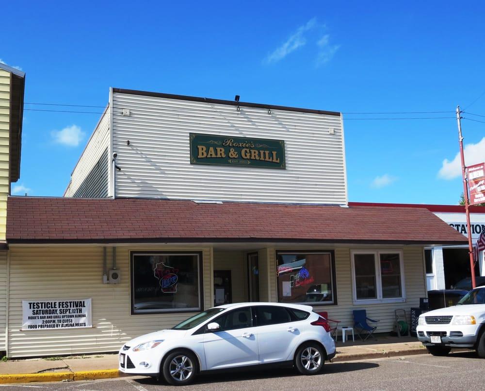 Roxie's Bar & Grill: 115 Soo Ave E, Almena, WI