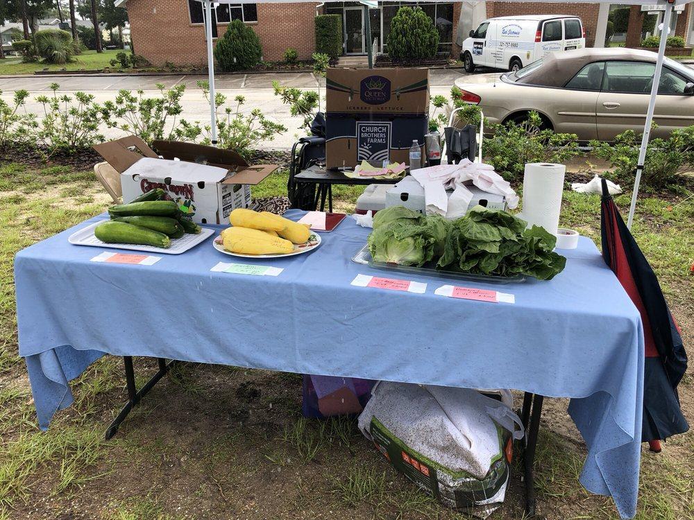 Edgewater Farmers Market: 1108 S Ridgwood Ave, Edgewater, FL