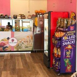 Paleteria La Fresa Mexican Ice Cream Desserts 447 Darrow Rd